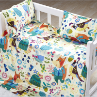 Beautiful 100% Silk Baby Bedding High Quality