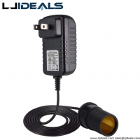 Ljideals-2.5a Ac To 12v Dc Power Adapter