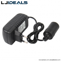 Ac/dc Socket Converter Adapter Universal