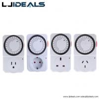 Universal Adapter Wall Timer Switch Socket