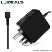 65w Type-C Adapter For Dell /hp/asus/ Lenovo