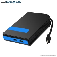 Notebook Usb Hub 65w Qc3.0 Charger