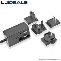 Interchangeable Ac-dc Power Adapter