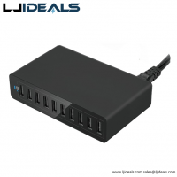 50w 10a 10 Port Usb Charging Station