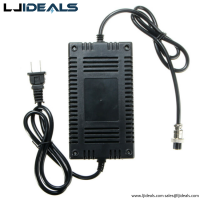 36v Battery Charger For Electric Scooter E-bike