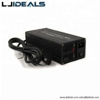 12v 6amp E-bike Battery Auto-stop Smart Charger
