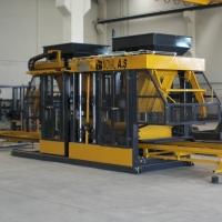 Nbm4020 Paver And Block Making Machine
