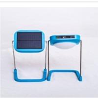 Solar Study Lamp With Radio