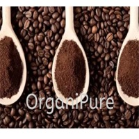 Organic Robusta Coffee Powder