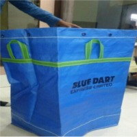 Blue Dart Packaging Bag