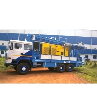 title='Truck Mounted Drilling Rig'
