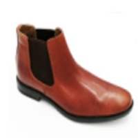 Shedron Leather Men Boot