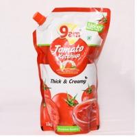 Tomato Ketchup No Onion No Garlic