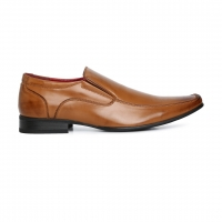 Men Shoes Solid Semi Formal Slip-ons Footwear