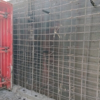 Wall Mesh For Reinforcement