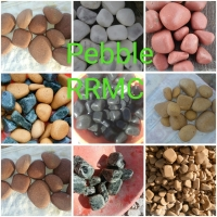 Pebbles Colored