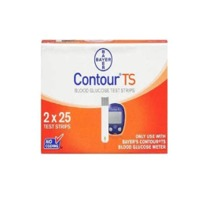 Bayer Contour Ts Test Strips, 100Count