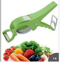 Fruit & Vegetable Multi Cutter & Peeler