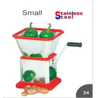 Small Stainless Steel Chilly-N-Dry Fruit Cutter