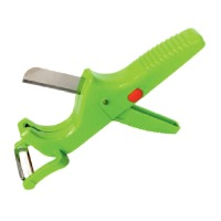 Clever Cutter With Peeler