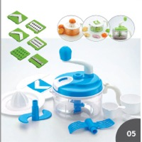 Turbo 10 In 1 Food Processor Plus+.