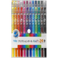 Frixion Ball Pencil 24 Color Set