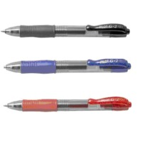 G2 Series Gel Ink Ball Point Pens