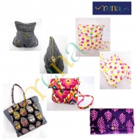 Fabric Bags & Clutches