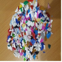 HDPE Colour Flakes