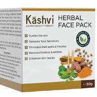 Kashvi Herbal Face Pack