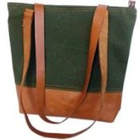 Ladies Trendy Canvas Bag
