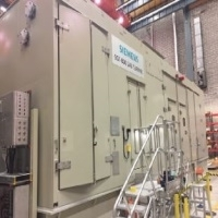 Siemens Gas Turbine Generator