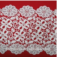 Milky Yarn Embroidery Lace
