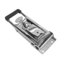 Small Lock P Q WITH LID - 20 mm