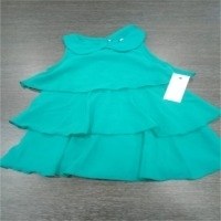 Party Wear Coller Girls Frock