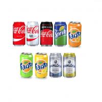 Danish Coca Cola 330ml