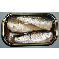 Canned Sardines Oil
