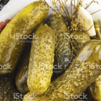 Canned Cucumber & Pickles