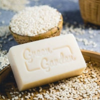 Vietnam Handmade Rice Bran Soap