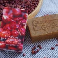 Vietnam Handmade Red Bean Soap