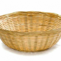 Bamboo Bread Basket