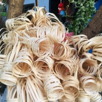 Eco Friendly Bamboo Strap