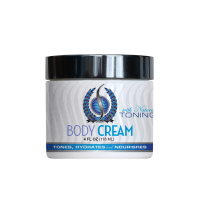 Body Cream with Natural Toning