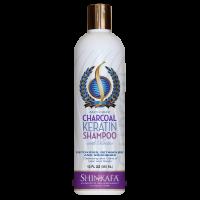 Anti-Frizz Charcoal Keratin Shampoo w/Biotin