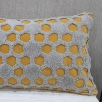 S3 010 Embroidered Cushion