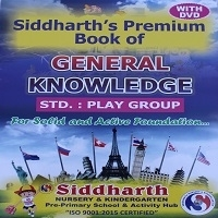 Play Group General Knowledge Book