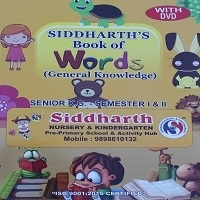 Sr.KG. Words (General Knowledge) Book