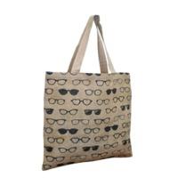 Designed Basket Jute Bags