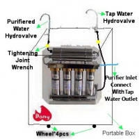Portable Direct Drink Water Purifier