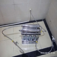 Easy Installing Direct Drinking Water Purifier